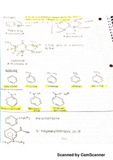 Benzene and Aromatic Compounds Notes