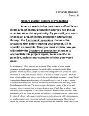 Factors of Production essay.docx