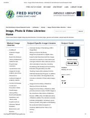 Image, Photo & Video Libraries - Arnold Library.pdf