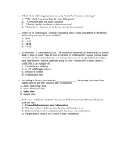 sample question answers