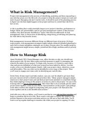 What is Risk Management.pdf