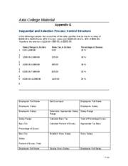 Appendix D Essay