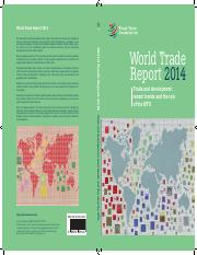 Recent Trends_world_trade_report14_e
