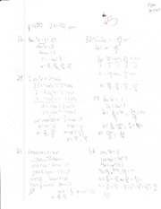 Yosemite High School Math! 10