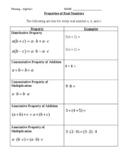 1-8_Properties_of_Real_Numbers