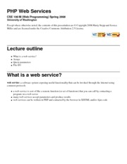 lecture18-php_web_services
