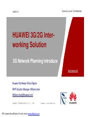 19596978-HUAWEI-3G2G-Inter-Working-Solution