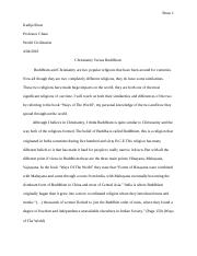 World Civilization Essay.docx