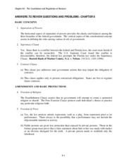 LEGL - Ch. 6 - Answers to Review Questions