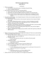 PSY 352 Study Guide 1.docx