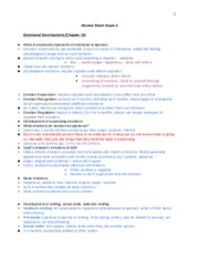 PSC 140 Exam 3 Study Guide.docx