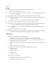 Business law homework 15-18