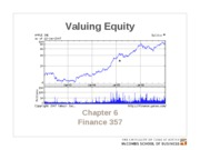 Chapter 6. Valuing equity POSTED