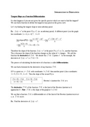 01Introduction to Derivatives