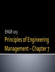 ENGR 203 Chapter 7 2015