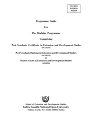 Programme Guide