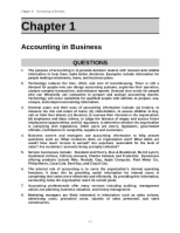 Chap001 Solution Manual