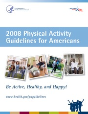 Physical Activity Guidelines 2008