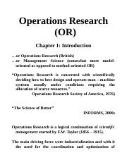 01. Introduction to Operations Research.doc