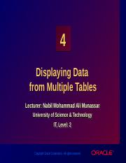 Les04_Displaying Data from Multiple Tables.ppt