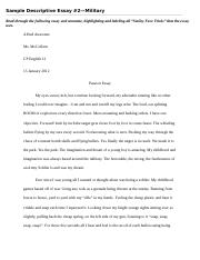 Passion Essay Sample Military.doc