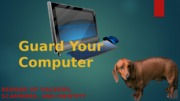Lab 7-2 Guard Your Computer