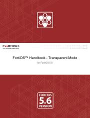 Fortinet recommends that the FortiGate is set up using
