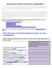 research_ethics_planning_worksheet