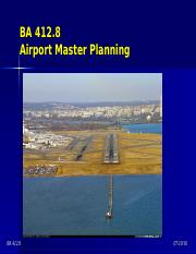 BA 412.8 - Master Planning (Part II).ppt
