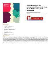 Pdf sociology 14th edition john j macionis
