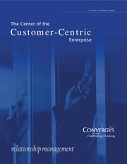 Customer Centric Call Center