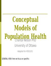 Population Health Models - Fall 2016.ppt