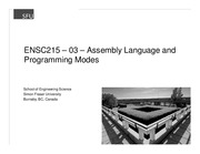 Ensc254-03-AssemblyLanguage_and_Programming_Modes_pf