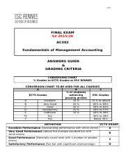 FE AC302 2015-16  answer guide.doc