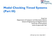 Lec6-Part III -timed systems