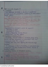 Ideology notes