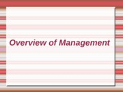 lecture 1 Introduction to Management.ppt