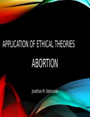 Application of ethical theories.pptx