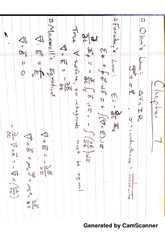 Chapter 7 Gauss Law Notes