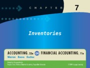 Chapter 7 Accounting