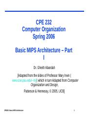 05mipsbasicarch_I