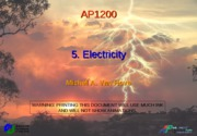 AP1200_Ch5_Electricity-1ChargeForceField-2007