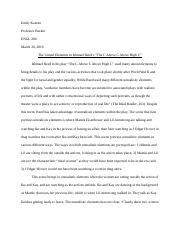 Keeran Emily Engl 200 Literary Project.docx