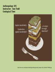 6) geological time(1)