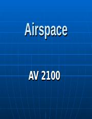 Airspace.ppt