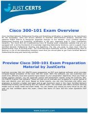 Real 300-101 Dumps | Cisco Certified Network Exam Questions
