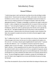 0 - 1 - Introductory Essay