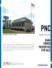 PNC Bank Owned Properties For Sale pdf - PNC Realty Services