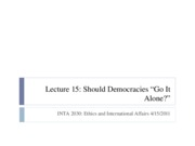 Lecture+15+Should+Democracies+Go+It+Alone