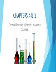 CHMG-131_Topic_5_Aqueous Solutions_Lectures